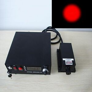 8w 980nm Ir Infrared 8000mw Laser Dot Module ttl analog Tec Adjustable Power