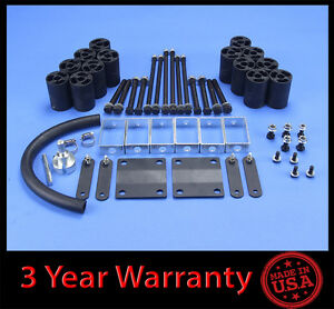 1993 1998 For Toyota T 100 T100 2wd 4wd 3 Full Body Lift Kit Front Rear