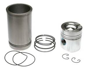 Case 188 Cid Diesel Late Piston Ring Liner Kit 4 537 A151995 430ck 480b 580ck