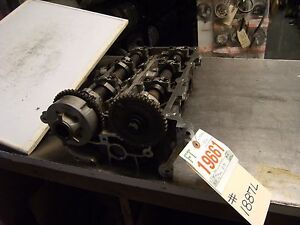 03 05 Lincoln Ls 6 183 3 0l Left Cylinder Head 306 01887l 1x4z6049aalh