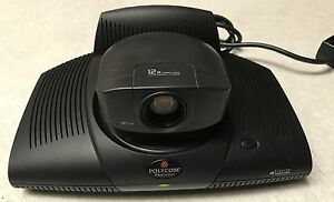 Polycom Viewstation Ntsc Video Conferencing Camera Pvs 1419 2201 08666 001