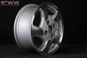Honda Accord 15 1998 1999 2000 98 99 00 Cnc Silver Factory Oem Wheel Rim