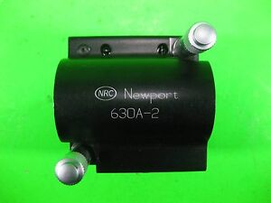 Newport Nrc Rod Mirror Mount 2 630a 2 Used