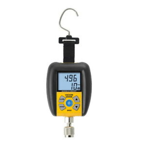 Fieldpiece Svg3 Digital Micron Vacuum Gauge 0 9999 Range