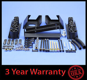 2005 2015 Toyota Tacoma 2wd 4wd No Hitch 3 Full Body Lift Kit Front