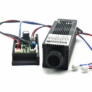 Focusable 830nm 800mw 0 8w Ir Infrared Laser Dot Diode Module 12v W Driver