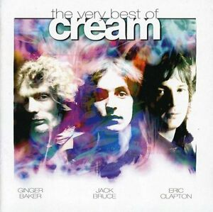 Cream Very Best of Cream New CD $10.99