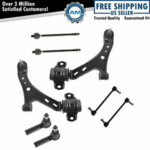 Steering Suspension Kit Front Lh Rh Set Of 8 For 05 10 Mustang Brand New