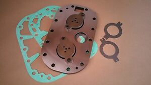 Copeland Discus Un loader Valve Plate Set 4 6 8 Medium To High Temp tn Co