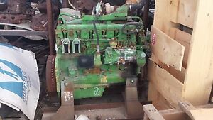 John Deere 404 Diesel Engine Ar94840 Marked R49650