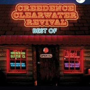 Creedence Clearwater Revival Best of New CD $10.27