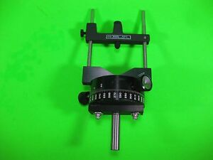 Newport Nrc Lens Holder And Rotation Stage Vlh 3 Used