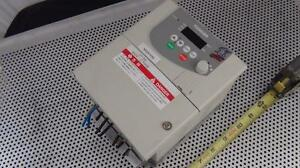Toshiba Vfs9 4007pl an 1hp Transistor Invertor Excellent Used Condition