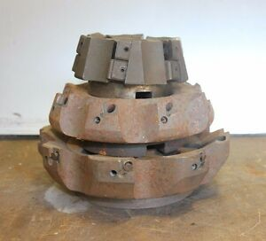3 Indexable Face Mills cutting Diameter Of 4 7