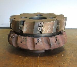 Valenite Val u mill Indexable Face Mill 8 Cutting Diameter