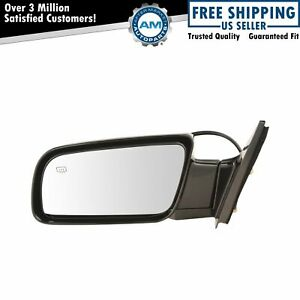 Power Heated Side View Mirror Folding Driver Left Lh For Suburban Tahoe Yukon