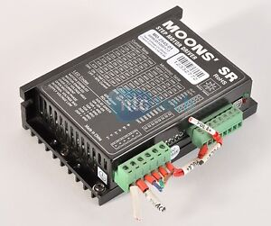 Moons Md 2545 01 Step Motor Driver 4 5a Peak 24 48vdc In