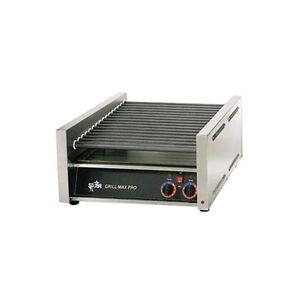 Star Manufacturing 45sce Star Grill max Pro Hot Dog Grill W duratec Rollers