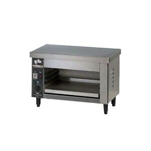 Star 526cma Star max 20 Wide Cheese Melter
