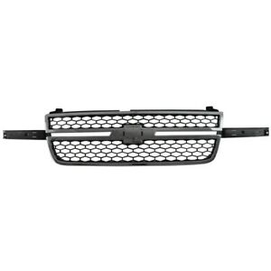 Front Grille For Chevrolet Gm1200589 19122337