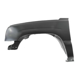 Front Left Driver Side Fender For Chevrolet Silverado 03 06 1500 2500 3500 Hd