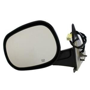 Left Driver Side Door Mirror For Dodge Ram 1500 2500 3500 Ch1320168 55076489ae