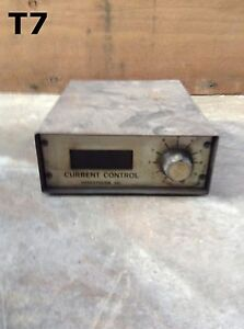 Hypertherm Cnc Plasma Cutter Current Control Unit