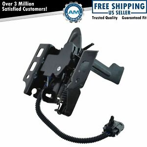 Dorman Front Hood Latch Lock W Sensor Switch Assembly For Chevy Gmc Cadillac