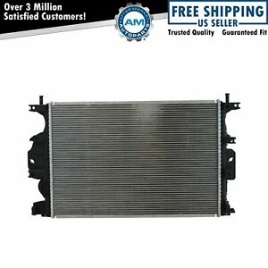 Radiator Assembly Plastic Tanks Aluminum Core Direct Fit For Fusion Mkz New