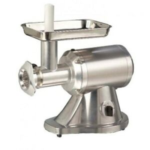Adcraft Countertop Stainless Steel Meat Grinder 120 Volts 1 Each