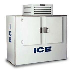 Fogel Commercial Ice Merchandiser Bagged Ice 60 Cu Ft Icb 2