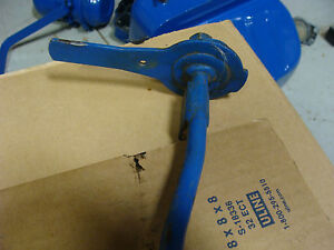1900 1910 2110 Ford Tractor Throttle Control Lever Sba312100490