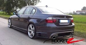 06 11 Bmw E90 Rieger Rg Euro Style Side Skirts Usa Canada