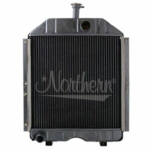 Case New Holland Tractor Radiator 17 1 4 X 17 1 4 X 3 1 8 55a 55
