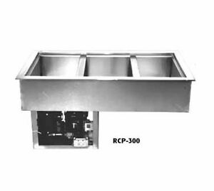 Wells Cold Food Unit 6 pan Rcp 600