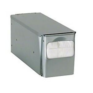 Stainless Steel Tabletop Napkin Dispenser Disp