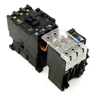 New Ge Magnetic Motor Starter Size Cr4chc Size 2 Cr4g3ws 25 32a 440 480v Ac Coil