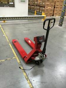 Pallet Jack Scale 2 500 Lb Pallet Truck Scale Floor Scale Shipping