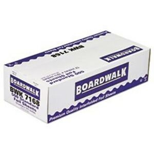 Pop up Aluminum Foil Wrap Sheets 10 3 4 X 12 Silver 500 box 6 Box carton By