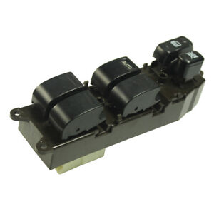 Electric Power Window Control Master Switch For 1998 2002 Toyota Land Cruiser