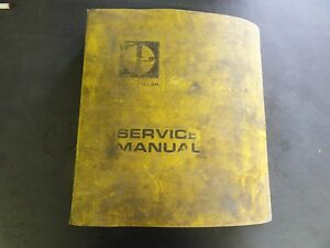 Caterpillar 977 Track type Tractor Service Manual