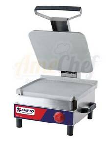 New Commercial Professional Sandwich Grill 9 Sandwiches Etl Listed Sasl Ampto