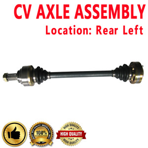 Rear Left Cv Axle Drive Shaft Assembly For Bmw 325xi 330i 330xi 2006