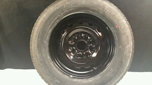 1999 Toyota Camry Oem Full Size Spare Tire Donut Emergency Spare Wheel