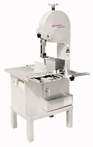 German Knife Gbs 270s Floor Mount Commercial Meat Saw