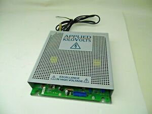 Micromass Applied Kilovolts Hp012zz162 High Voltage Power Supply