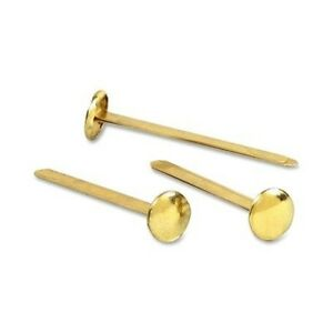 Acc71507 Acco Brass Prong Paper File Fasteners