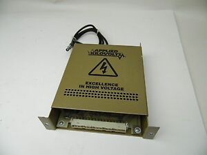 Micromass Applied Kilovolts Hp5 76 High Voltage Power Supply