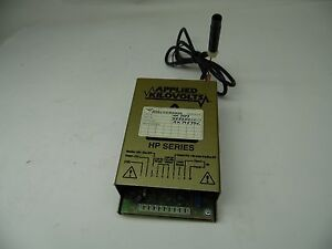 Micromass Applied Kilovolts Hp2 5n 171 High Voltage Power Supply