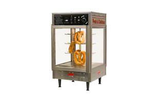 Benchmark 51012 Pizza pretzel Warmer 12 Holding Capacity